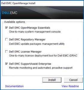 Dell OpenManage Essentials – Installation – scriptech io