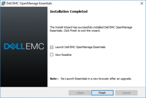 Dell OpenManage Essentials – Installation – scriptech io