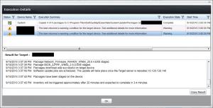 Dell OpenManage Essentials – Upgrading Firmware (ESXi